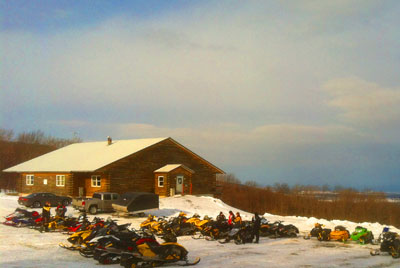 Timberview Resort NY ...Local Snowmobile Clubs